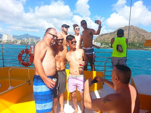 Aloha Classic catamaran cruise President's Day Weekend 2016 - 72.jpg