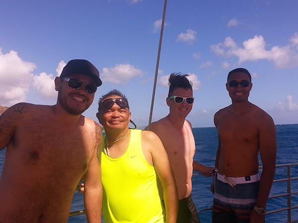 Aloha Classic catamaran cruise President's Day Weekend 2016 - 56.jpg