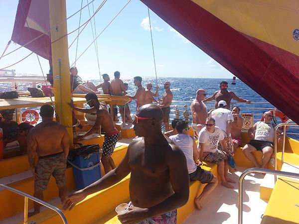 Aloha Classic catamaran cruise President's Day Weekend 2016 - 45.jpg