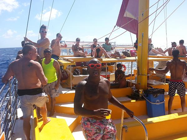 Aloha Classic catamaran cruise President's Day Weekend 2016 - 43.jpg