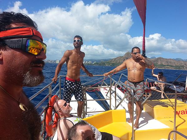 Aloha Classic catamaran cruise President's Day Weekend 2016 - 36.jpg