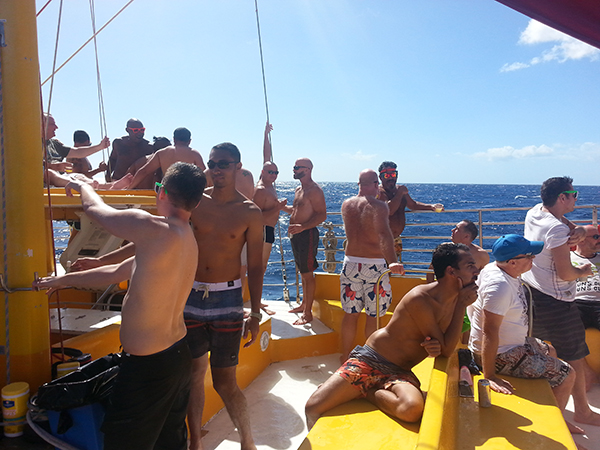 Aloha Classic catamaran cruise President's Day Weekend 2016 - 28.jpg