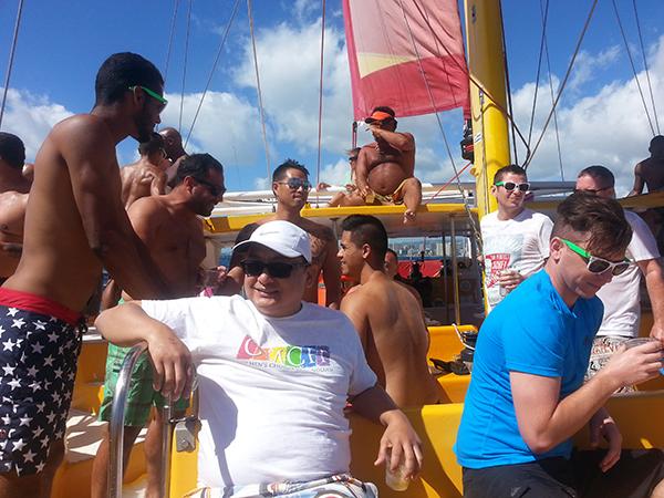 Aloha Classic catamaran cruise President's Day Weekend 2016 - 23.jpg