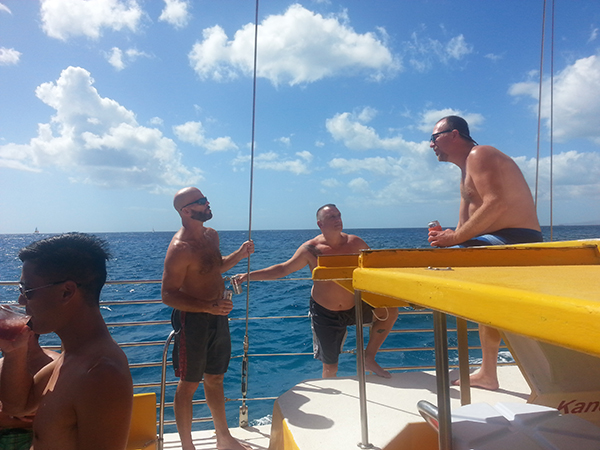 Aloha Classic catamaran cruise President's Day Weekend 2016 - 21.jpg