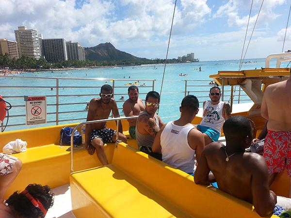 Aloha Classic catamaran cruise President's Day Weekend 2016 - 1.jpg