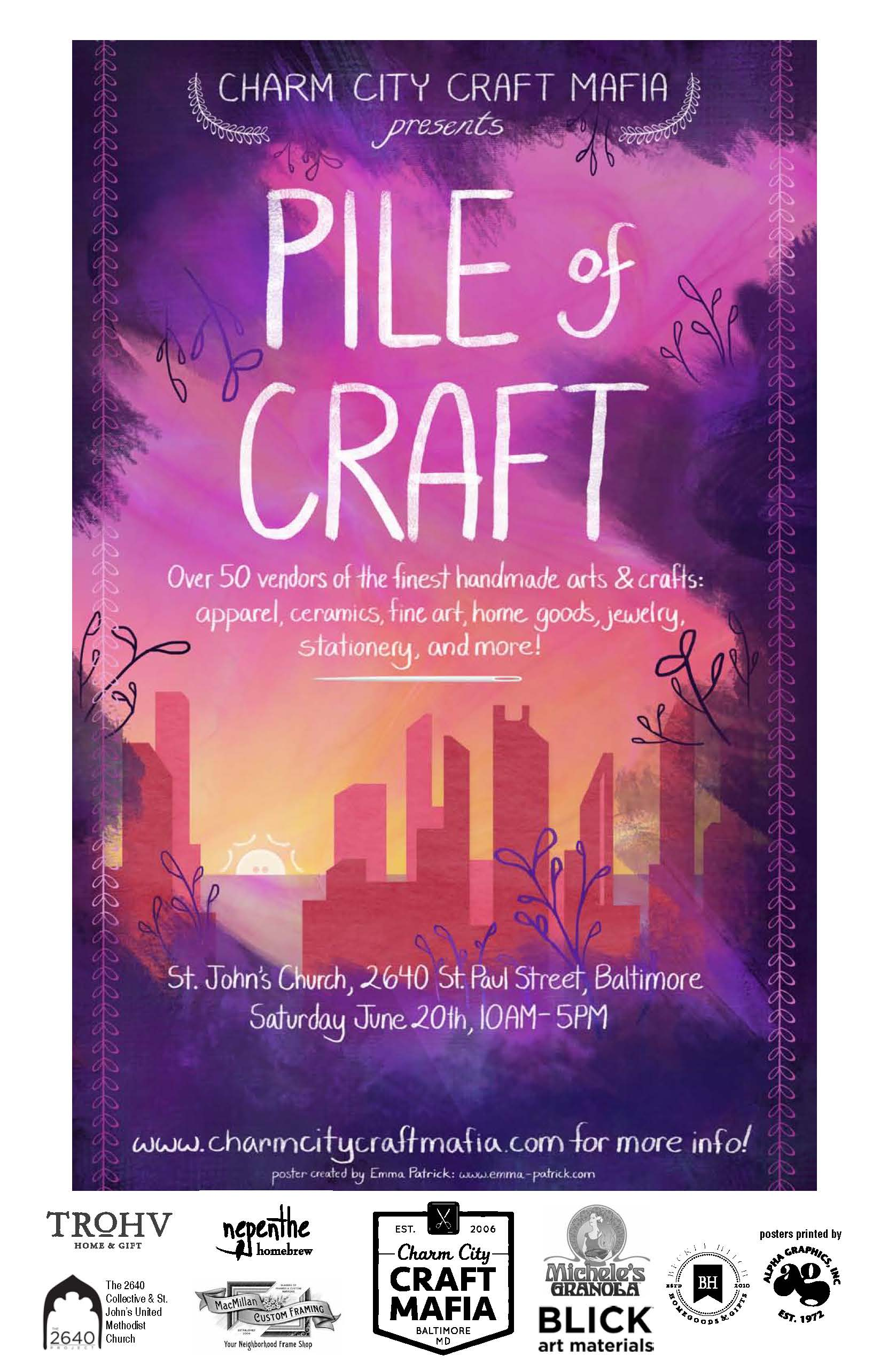 Pile of Craft 2015
