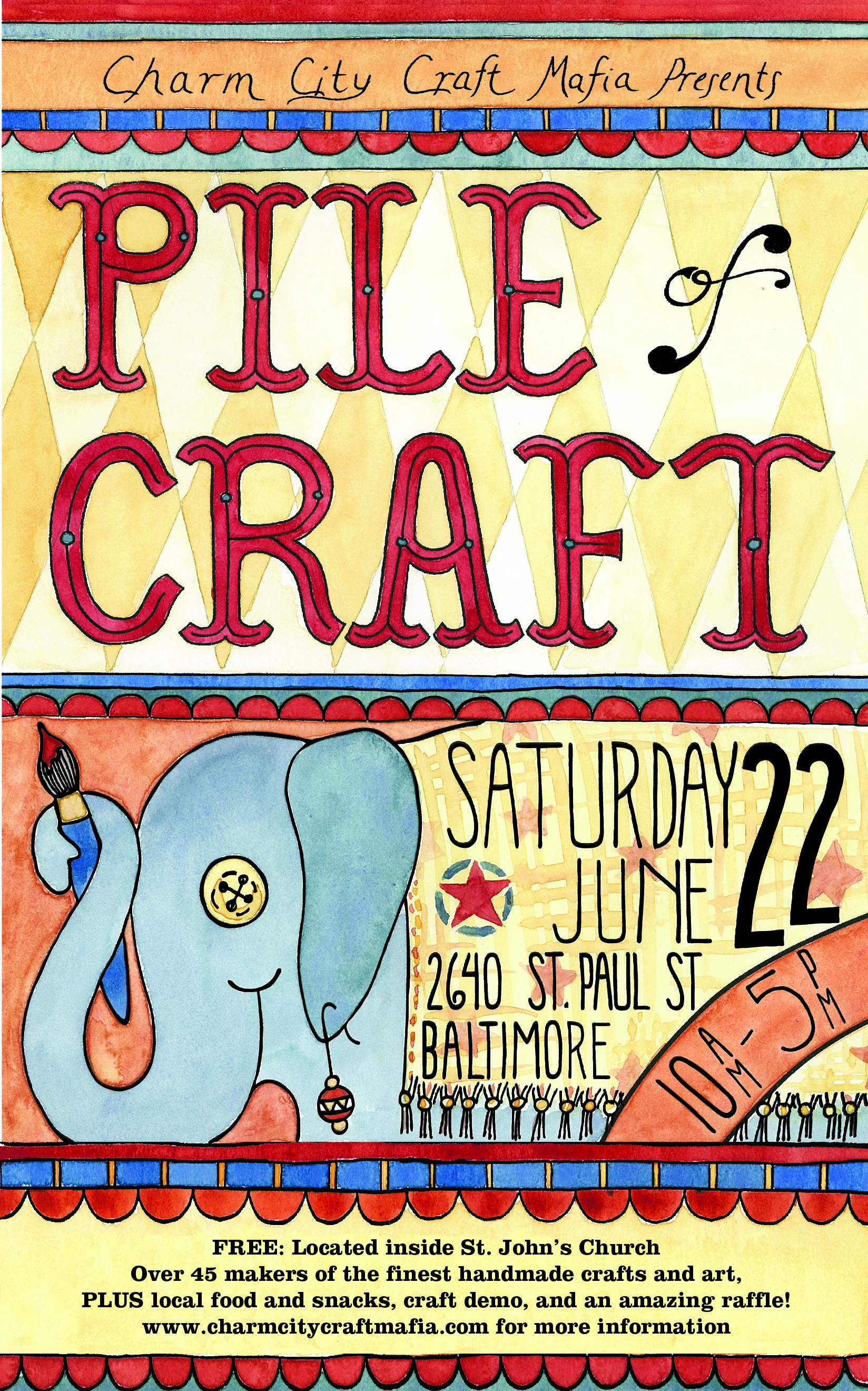 Pile of Craft 2013