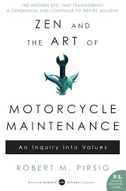 the zen and the art of motorcycle maintenance