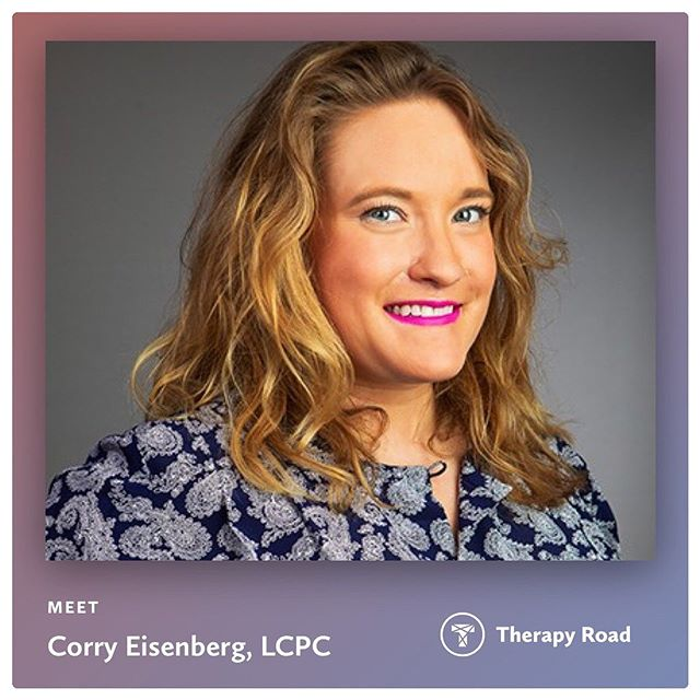 Colder commute this morning? We know what'll help - A warm welcome to Corry Eisenberg, LCPC, to the Therapy Road community. Corry is part of the Satya Counseling team located in the Jefferson Park area. Corry specializes in working with couples, trauma survivors, and members of the LGBTQ community. Check Corry out on Therapy Road! (Link in bio) . . @tattooed_counselor  #MyTherapyRoad #ChicagoTherapist  #MentalHealthAwareness #MentalHealthHelp #Anxiety #Depression  #Trauma #LGBT #LGBTMentalHealth #Creativity  #CouplesCounseling