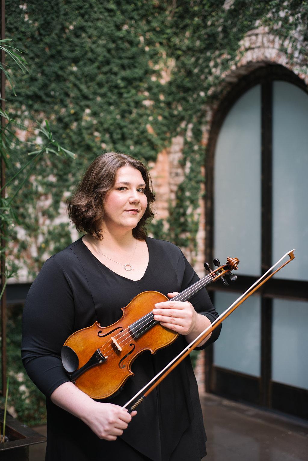 Copy of Catherine Colquhoun - Violin
