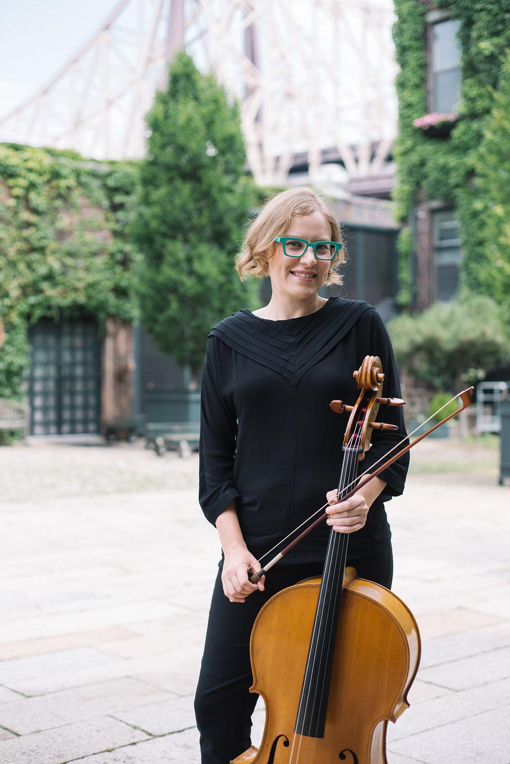 Copy of Talia Dicker - Cello