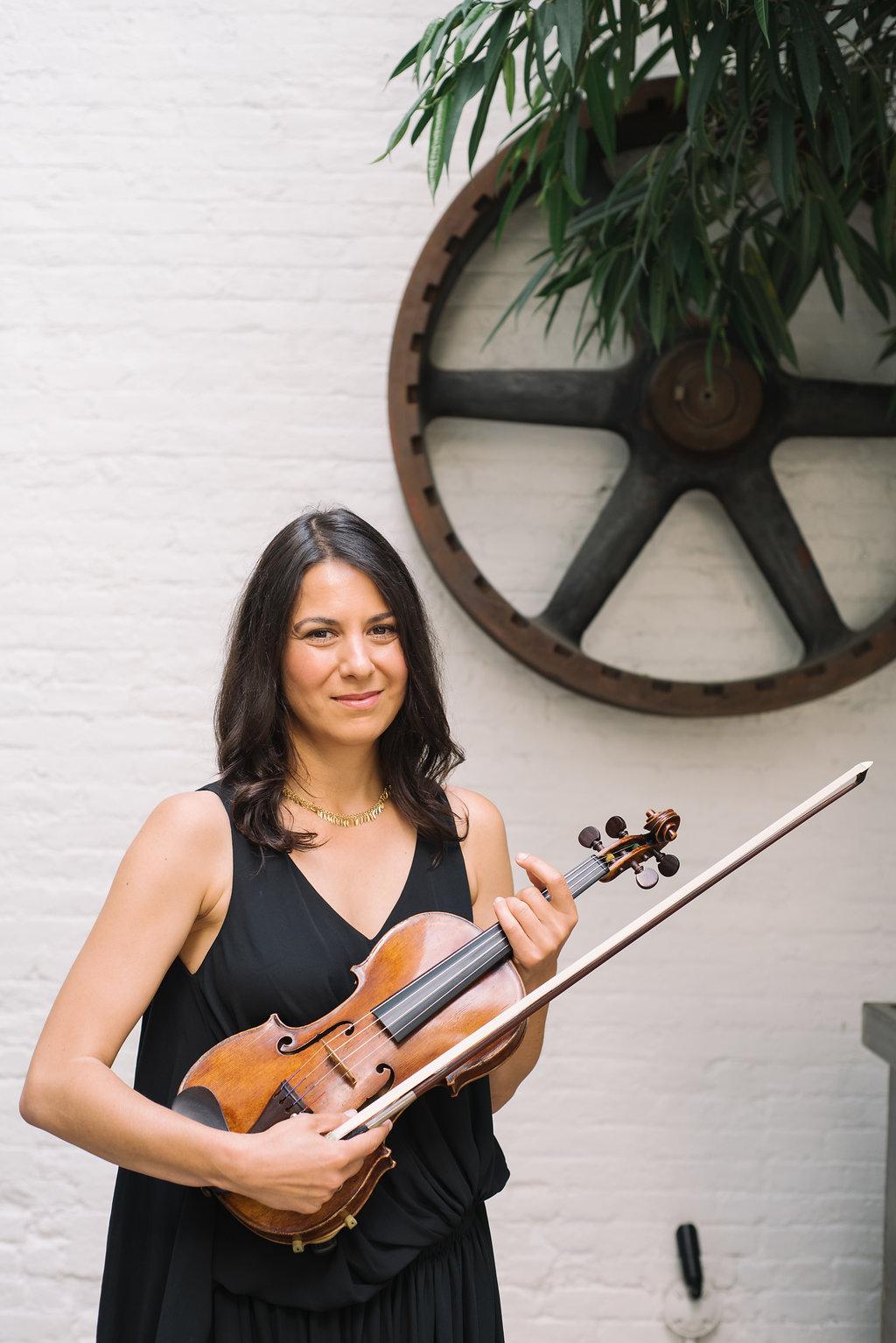 Copy of Erica Dicker - Violin