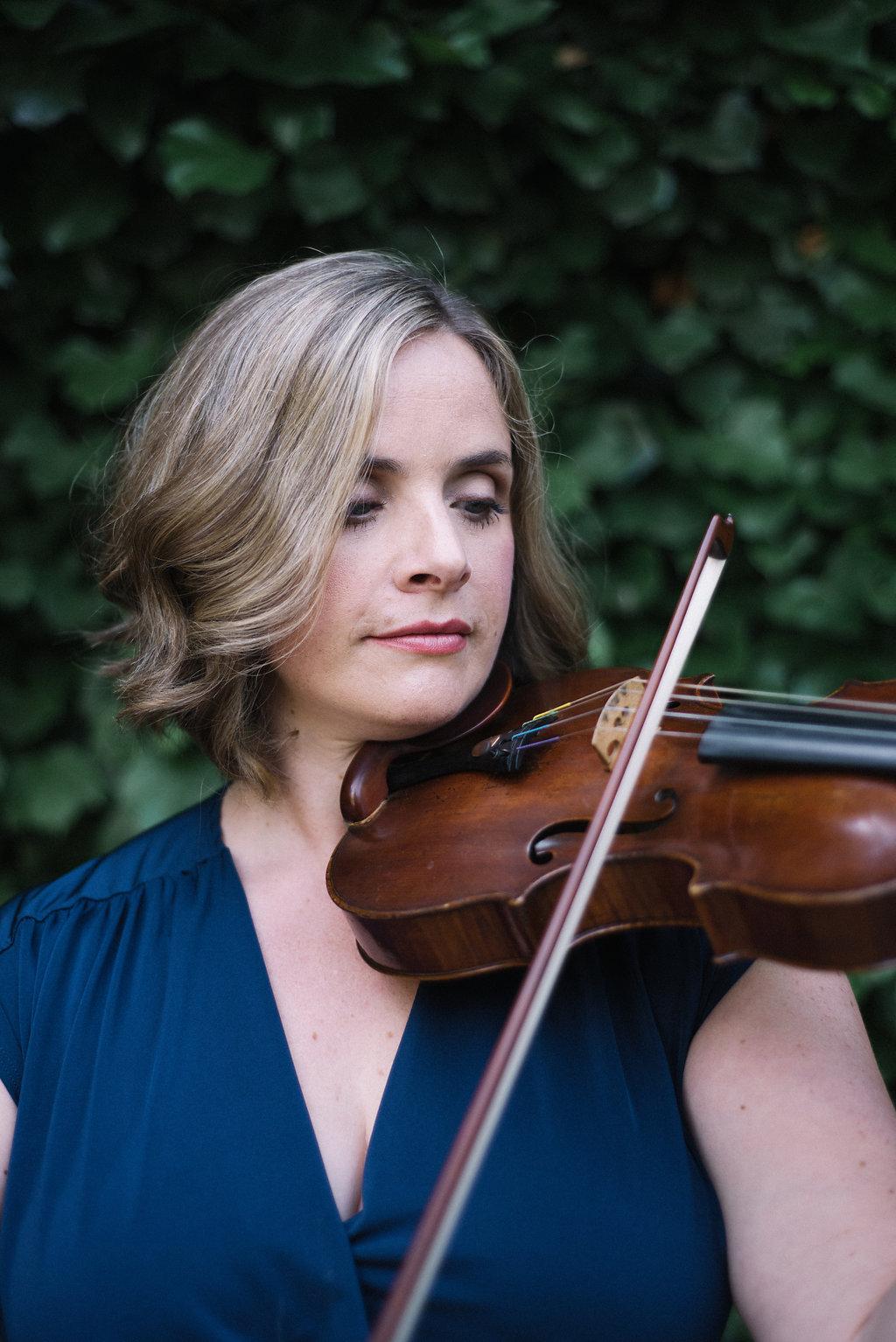 Copy of Stephanie Merten - Violin