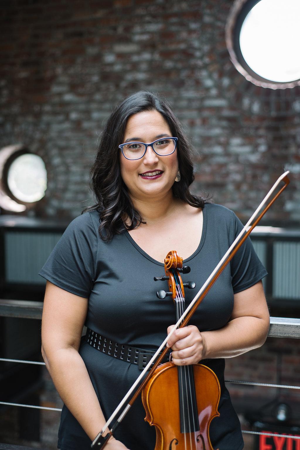 Copy of Cynthia Marcus-Smith - Violin