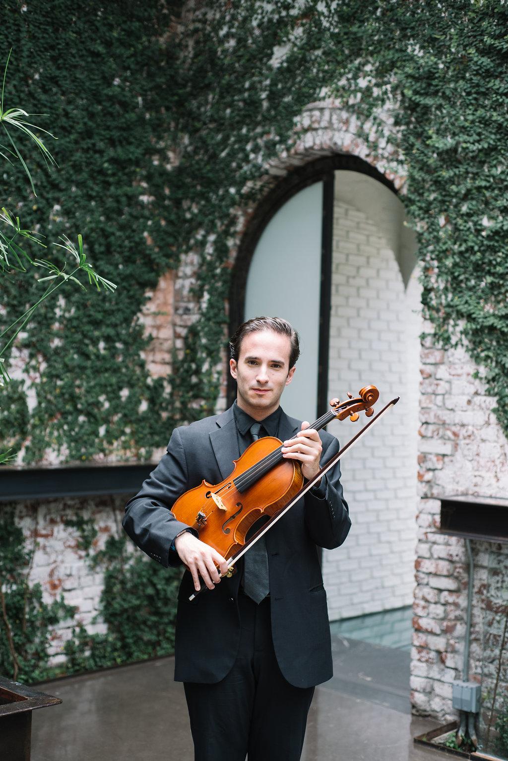 Copy of Gregory Williams - Viola