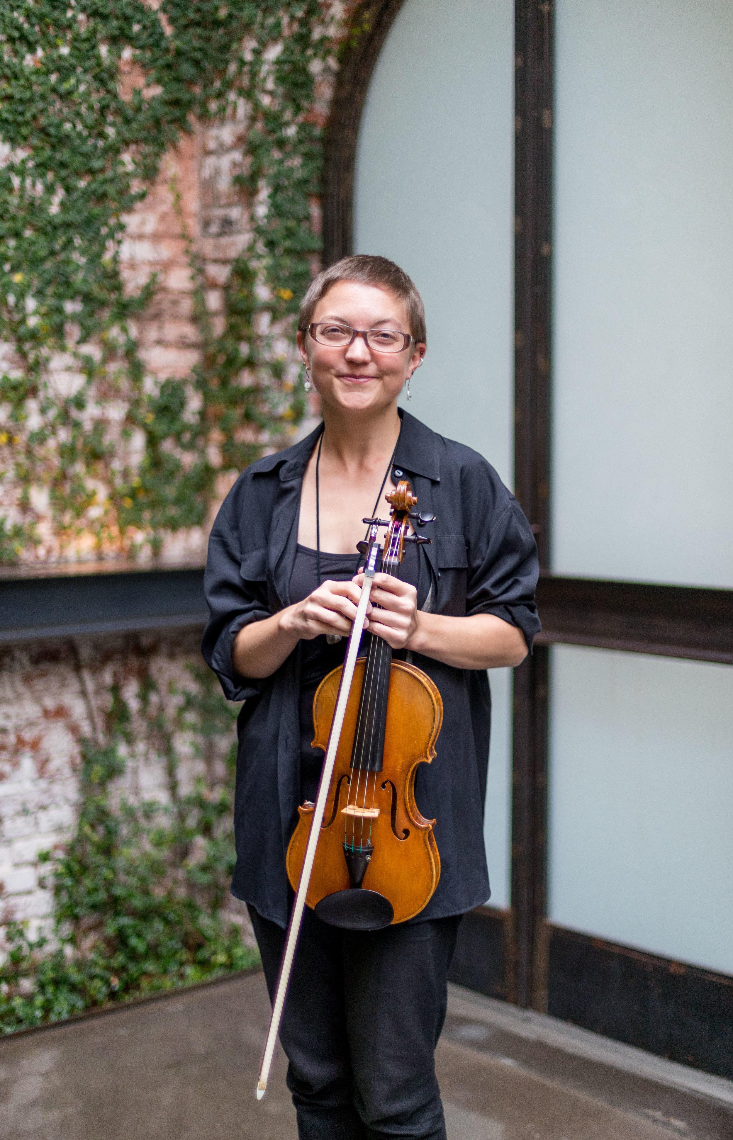Copy of Megan Atchley - Violin