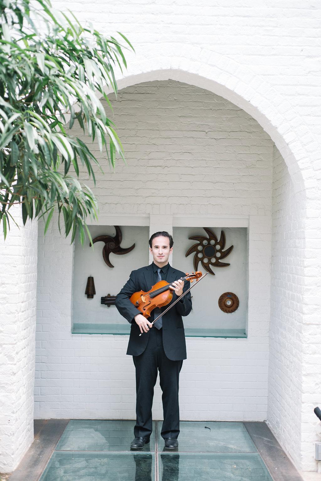 Gregory Williams - Viola