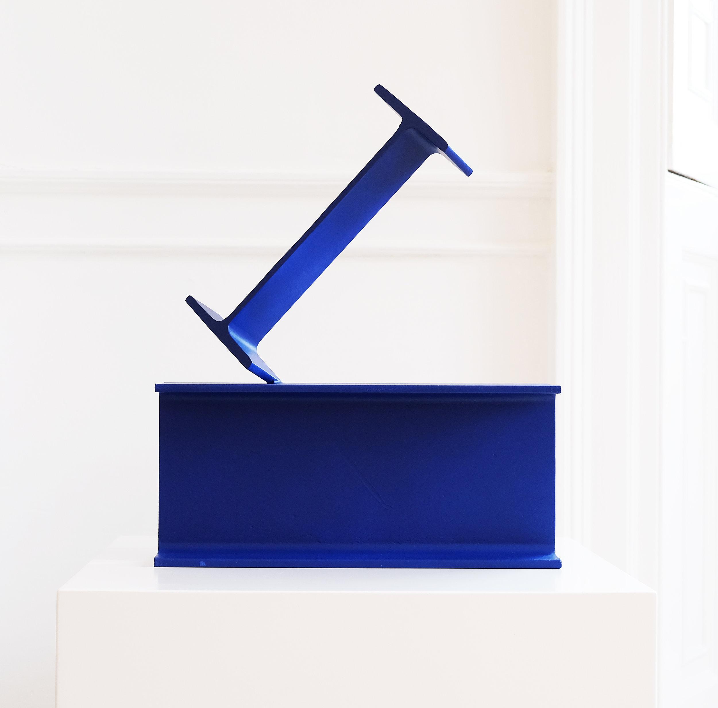 Blue No. 4, 2016
