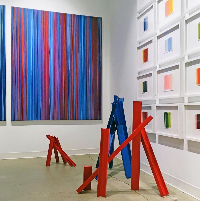 Installation at Boston Art, 2018