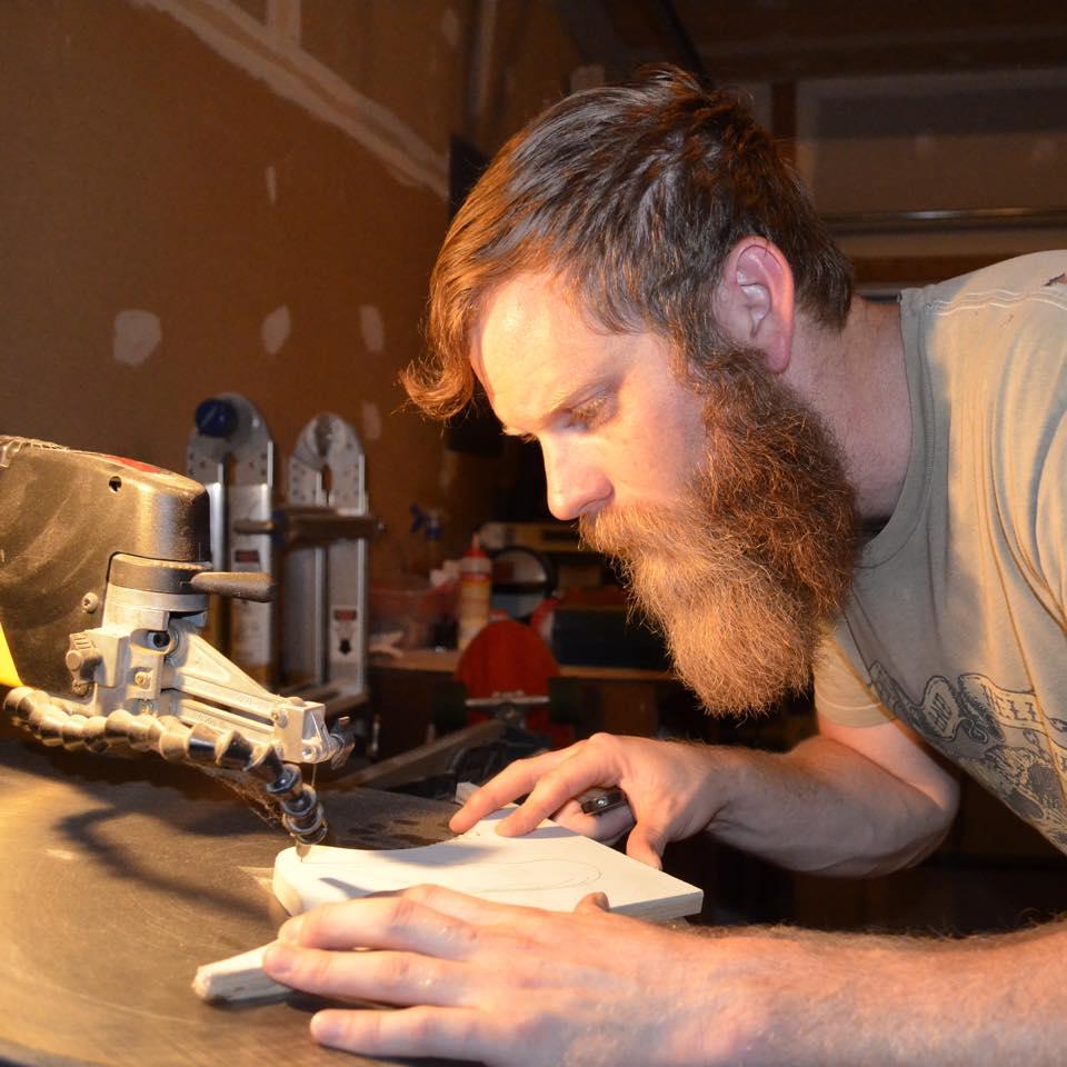DSG handcrafting wooden bow tie