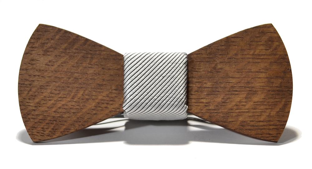 Wine Barrel Bow Tie