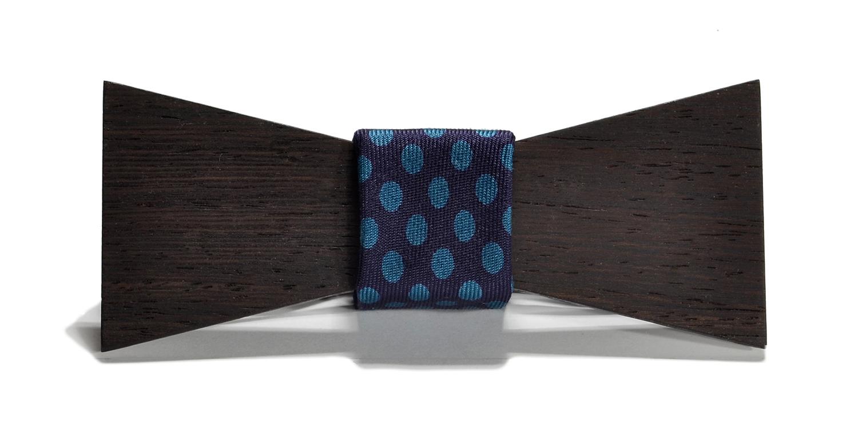 switchwood cambridge interchangeable wood bow tie wenge shorty