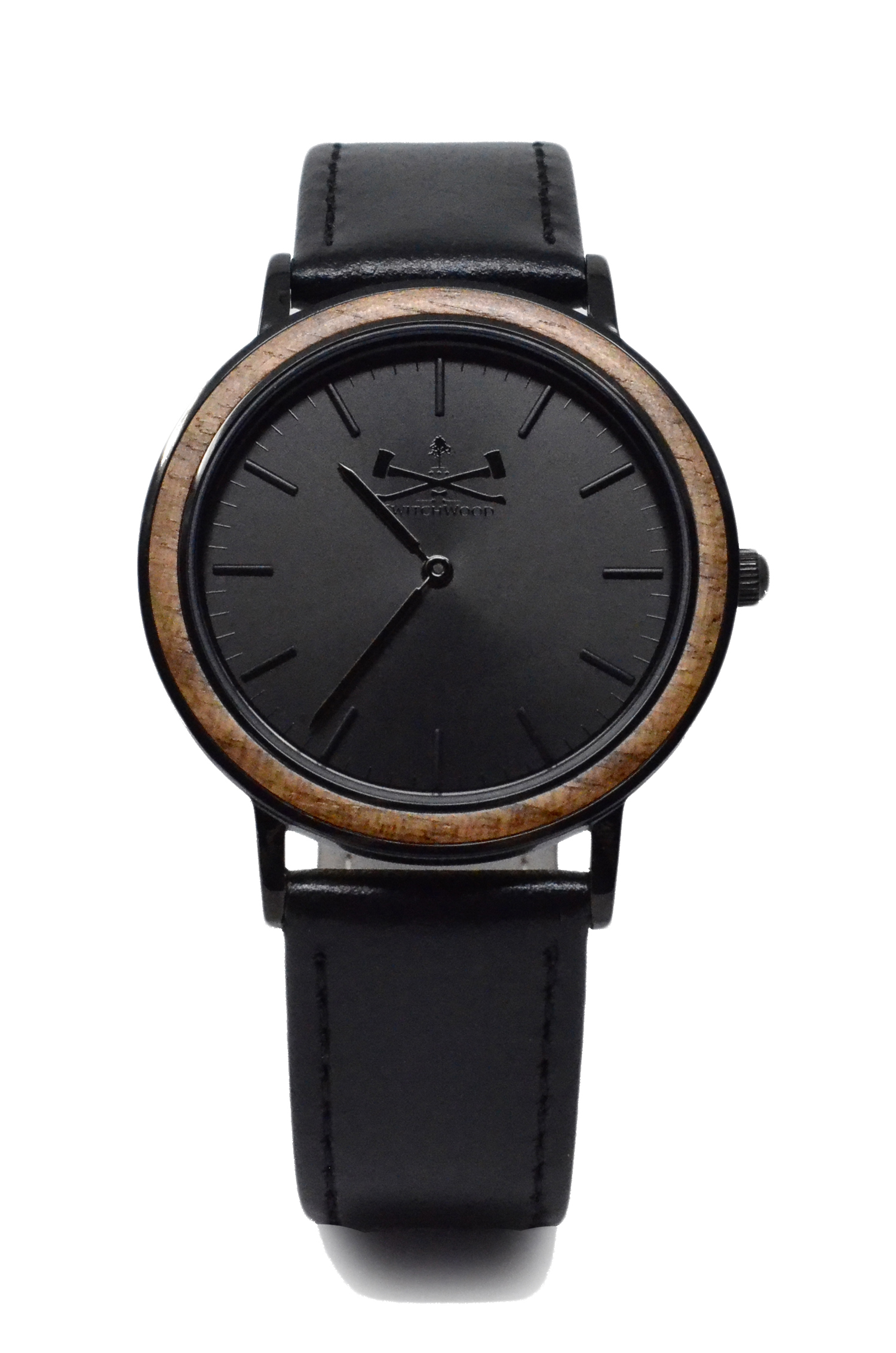 The Spartan Wooden Watch