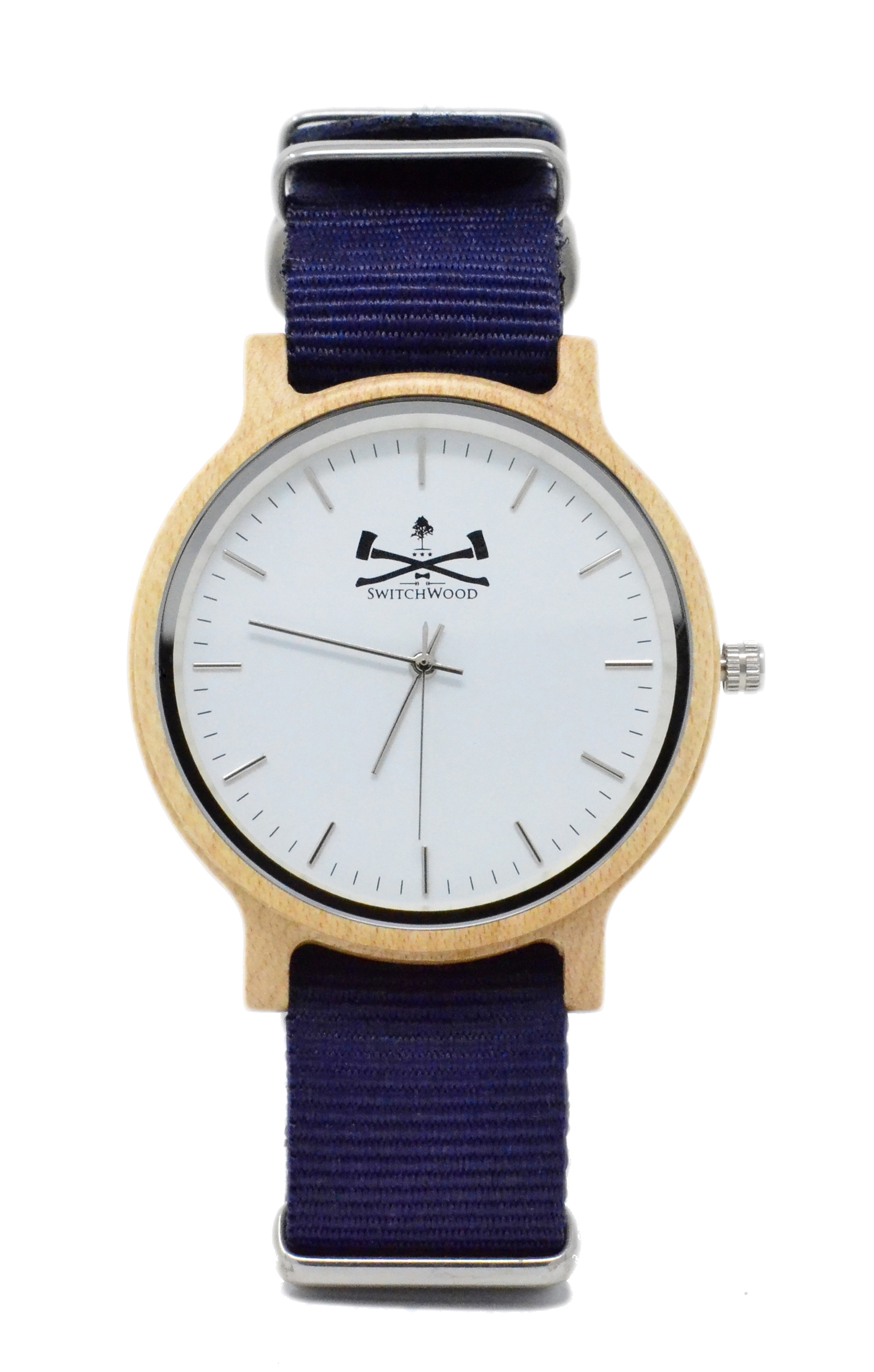 Switchwood The Admiral Wood Watch