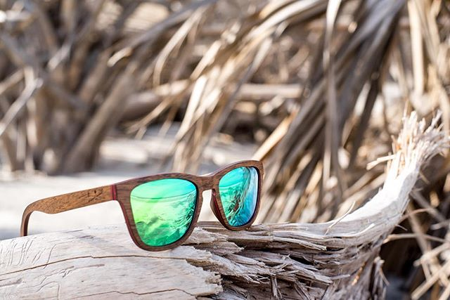 Spring is in the air, wait...nope ❄️ #trickedus . . . #itscoldoutside #winter #sunshinedreams #woodensunnies #woodensunglasses #woodwork #shades #endlesssummer #stylin #nature #entrepreneurlife #smallbusinesssaturday #sunnies #sunglasseslover #productphotography #productshots #homestudio #boss