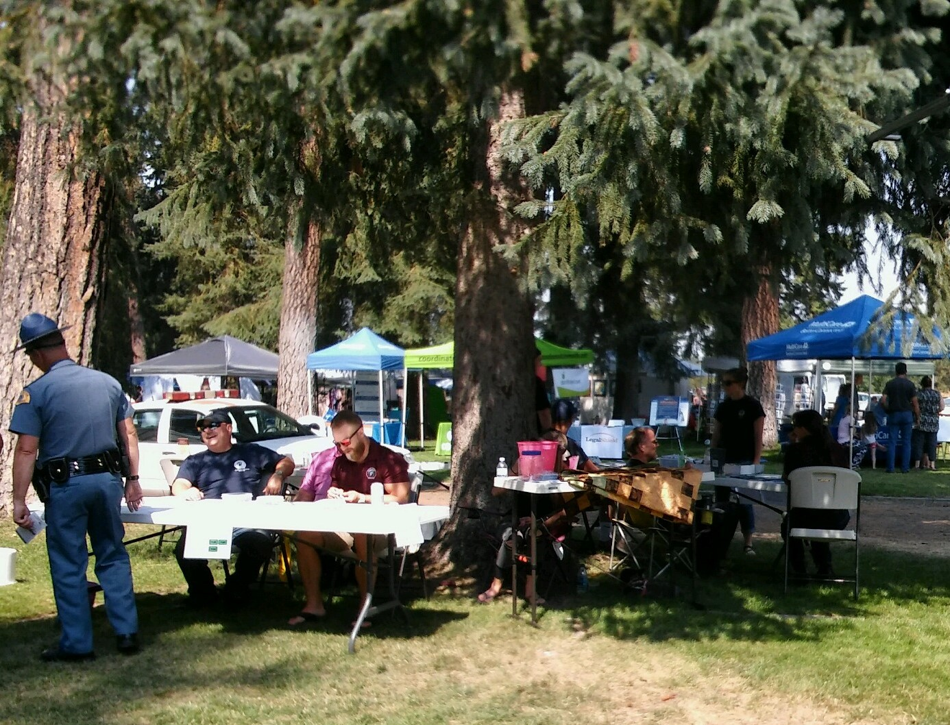 Vendors - Health, Safety and Wellness, and Craft vendors