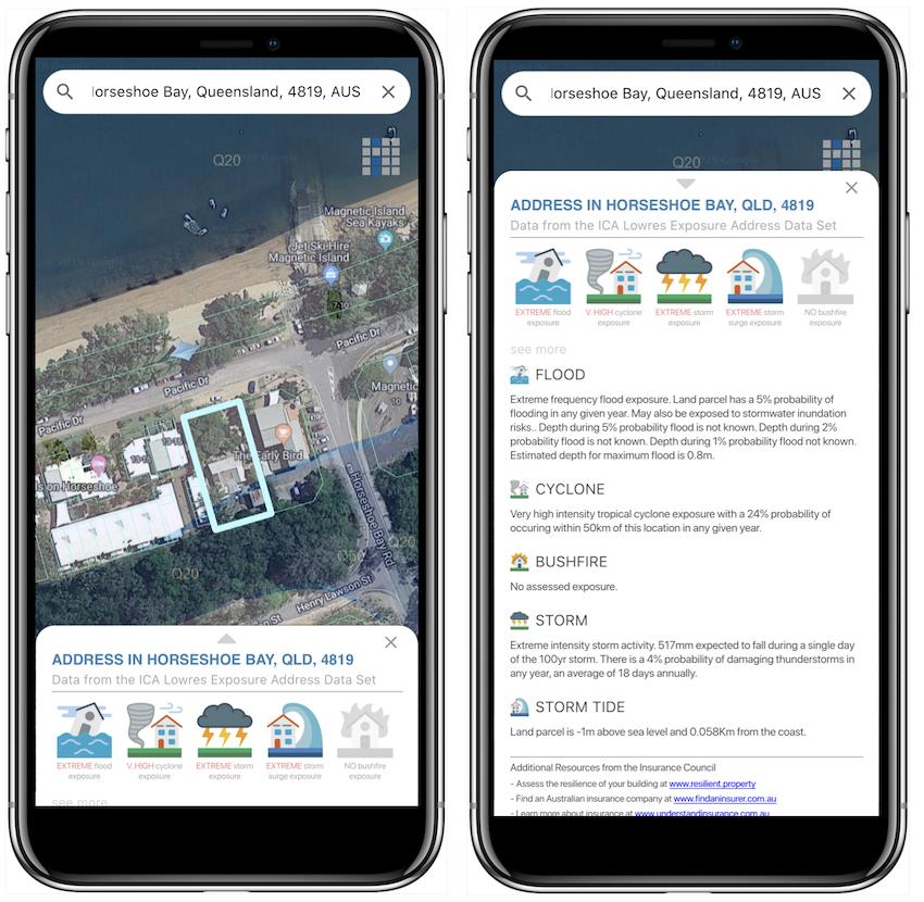 Maps — ICA DataGlobe