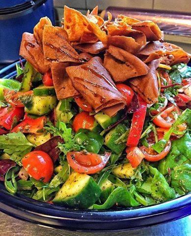 Fattoush Salad VV   M $30.99 / L $60.99