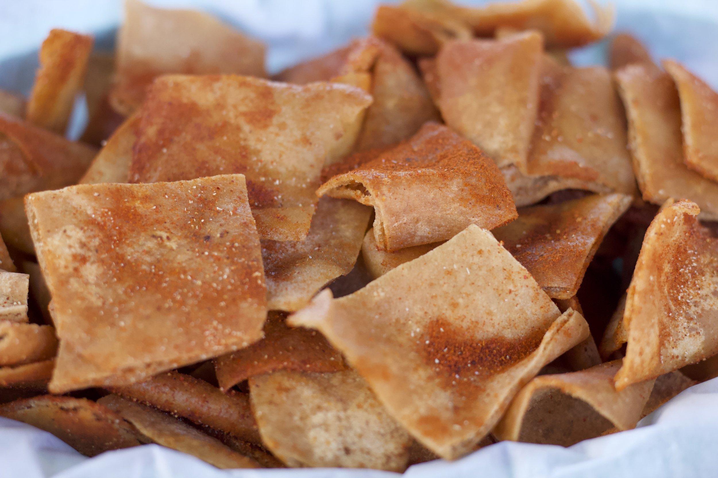 Pita Chips VV - $3.99