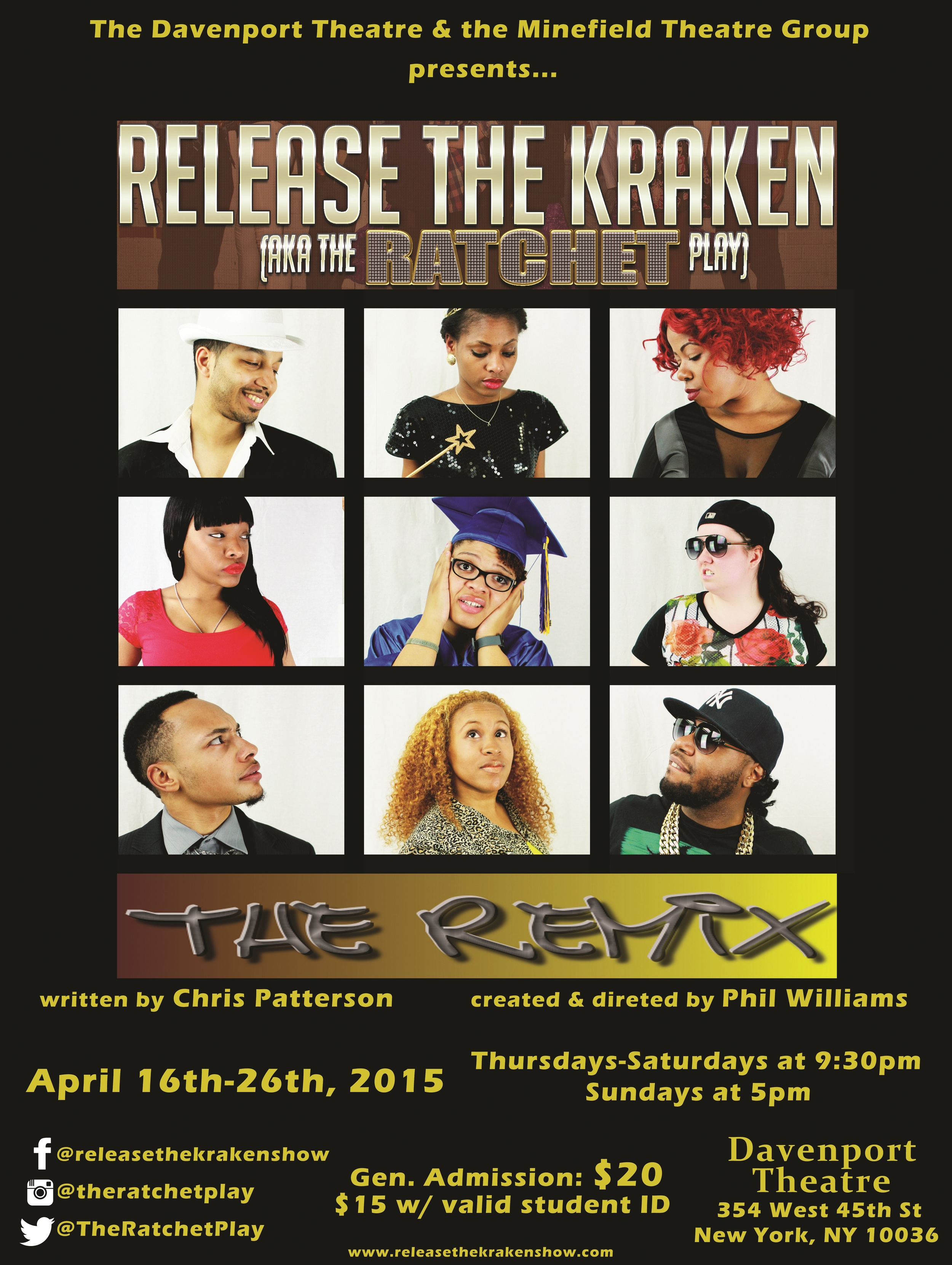 Release the Kraken! (aka The Ratchet Play) - The Remix