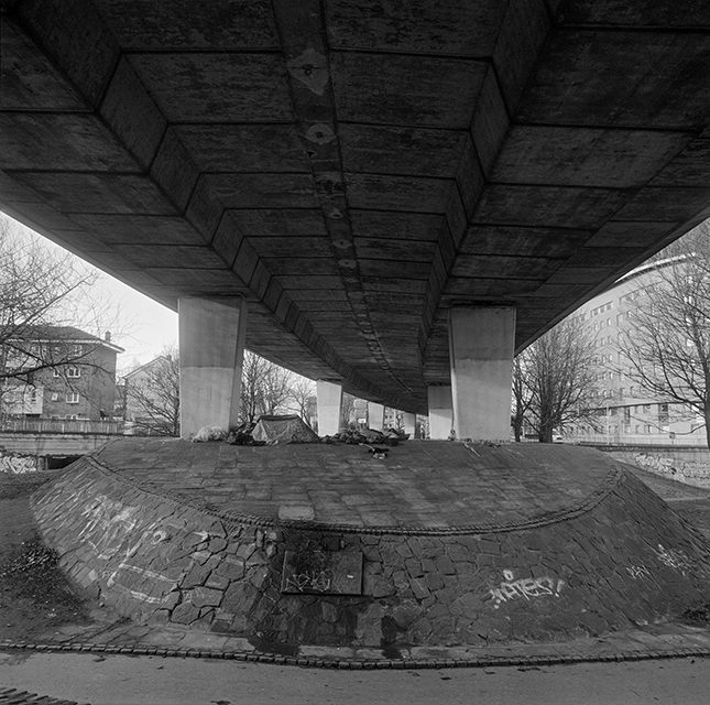 Under The Bridge 6x6  002.jpg