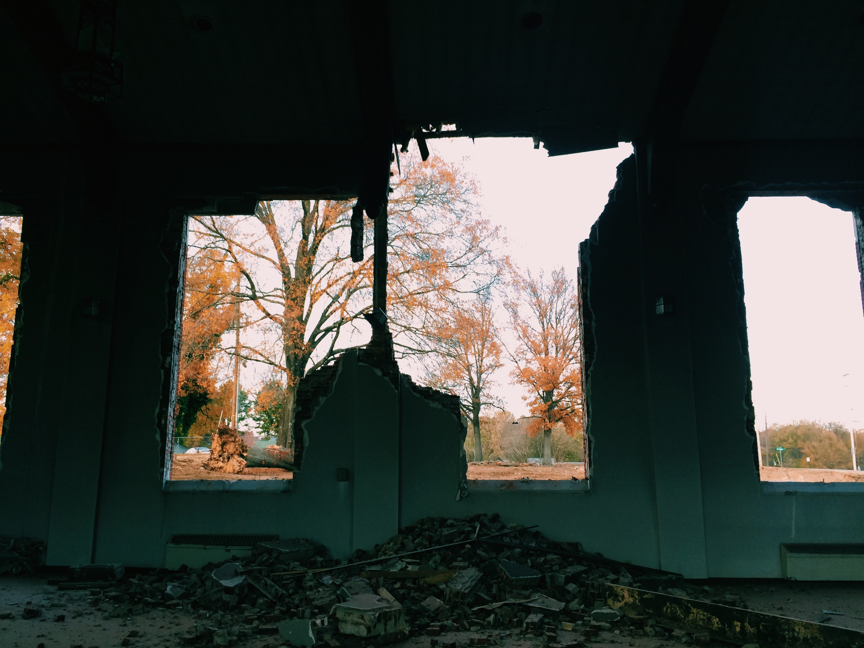 """Concrete Anchors"" |Photography"