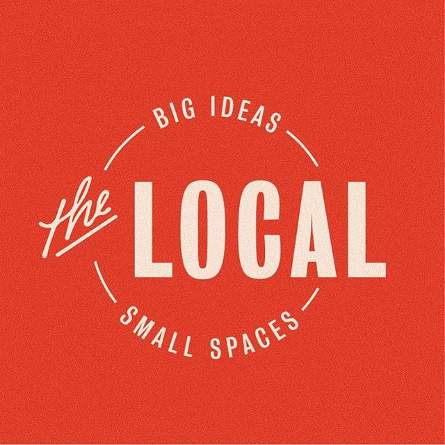 Hello y'all, I've been chugging along and working on a few projects that I love for what feels like forever, and I finally have something to show for it! I got to work on some branding for these micro-retail spaces in downtown Jackson that give entrepreneurs a place to get their big dreams started. It's been a treat to work on a project for a thing that I've been so proud to have in our town. Soon to become real live signage!