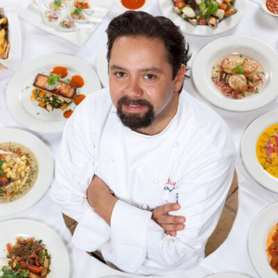 Chef Oscar del Rivero