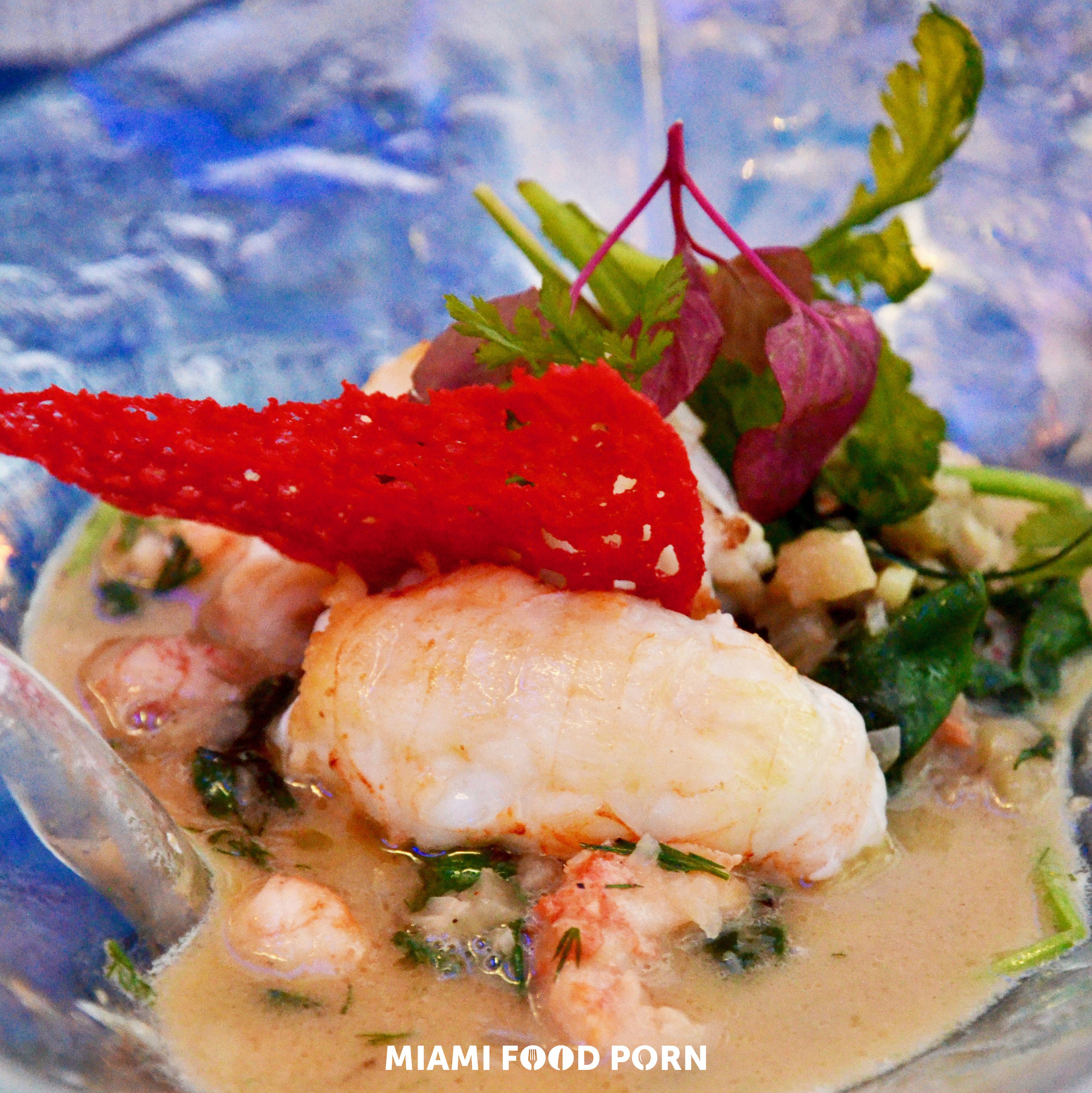 LANGOUSTINES FRICASSEE