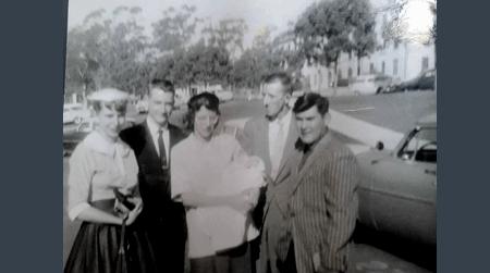 Margaret's family.