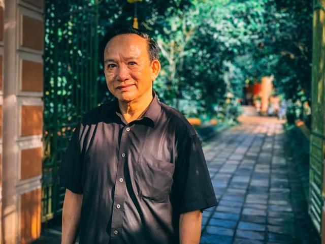 Thai Cong Nguyen, Hue, 2018