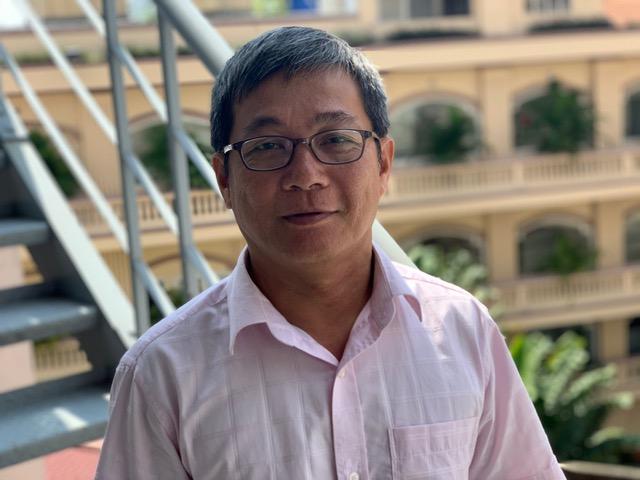 Le Van Trung, Saigon, 2018