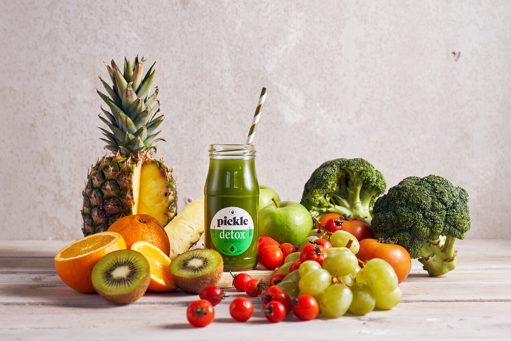 Juice Cleanse Detox Pickle