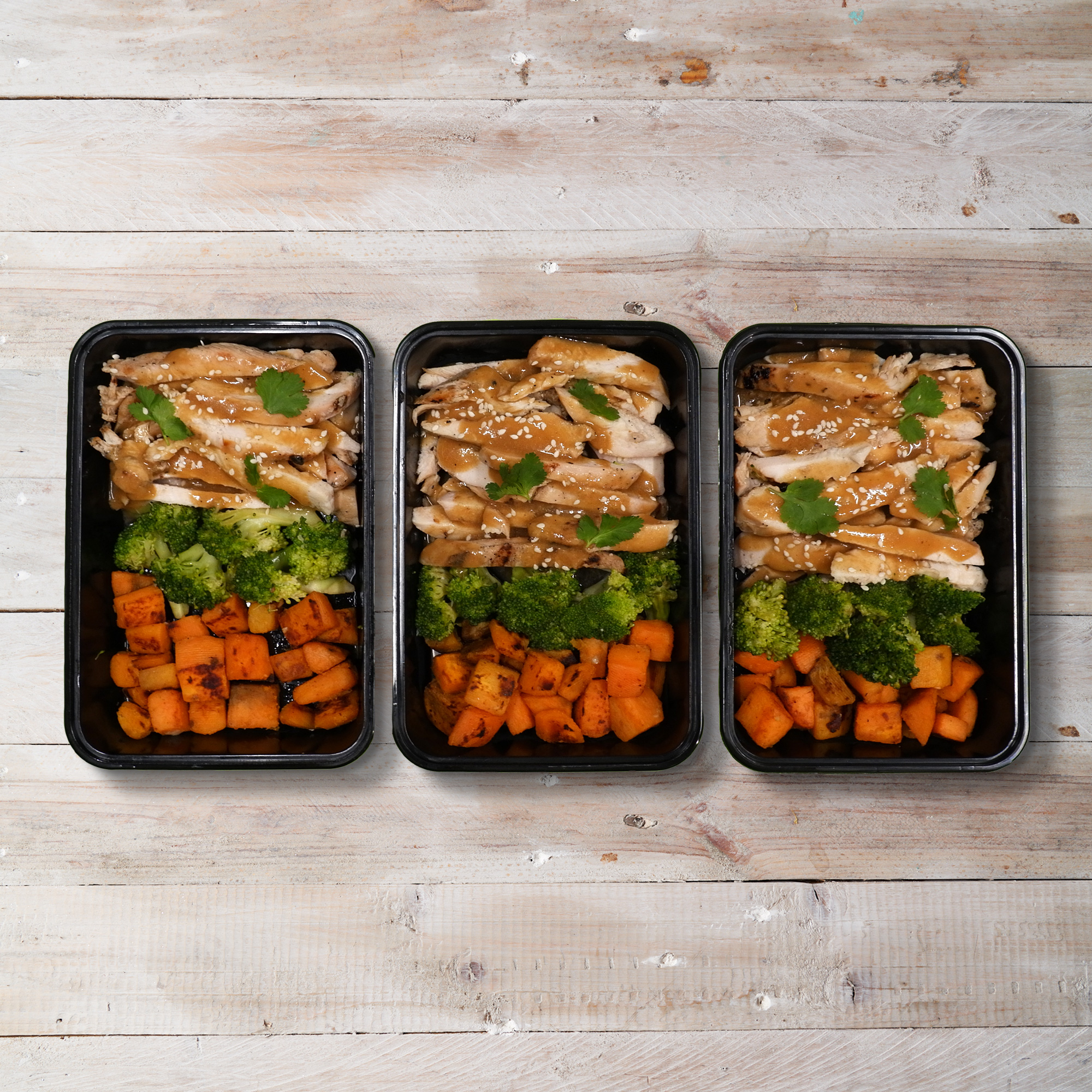 Choose your portion size - Want to lose weight? Maintain your current physique? Different goals require different servings!We've made it easier for you to ensure you get the nutrition you need. Calculate your recommended portion size with our calorie calculator.