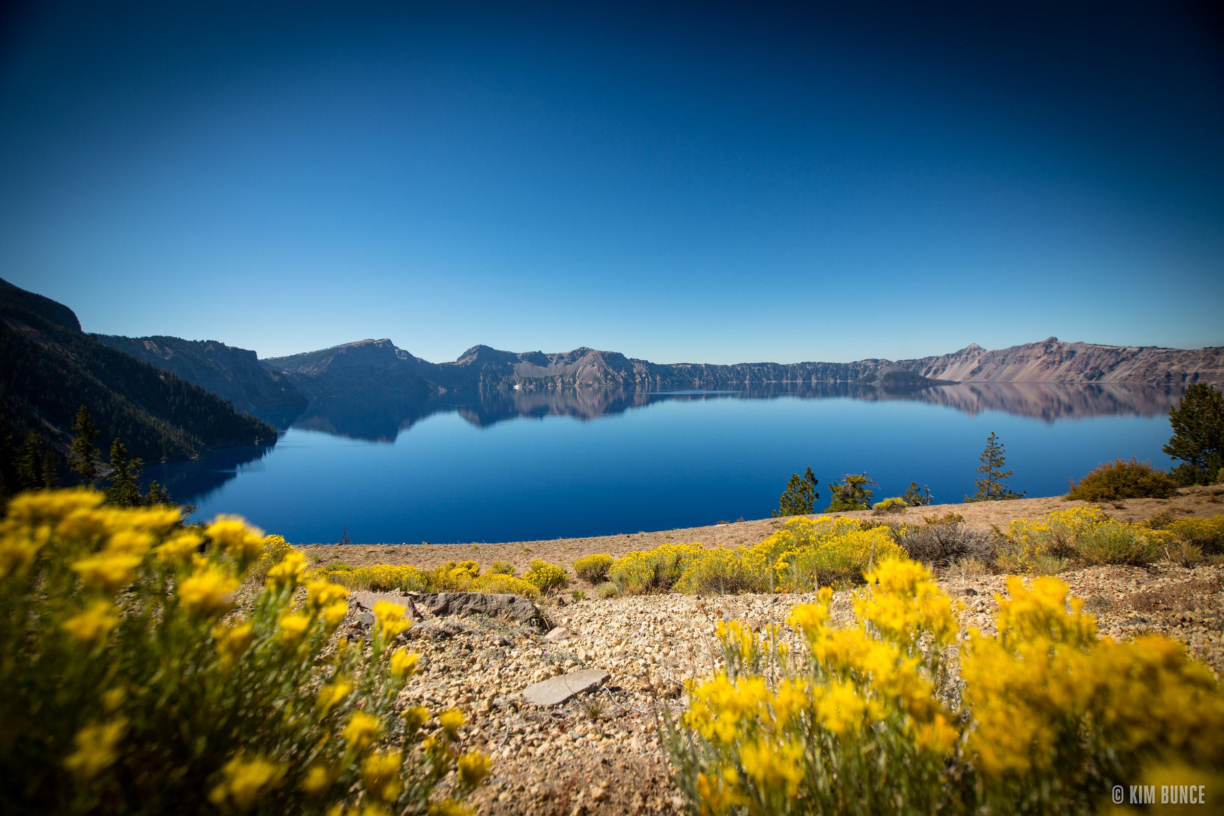 Crater Lake National Park - 2016