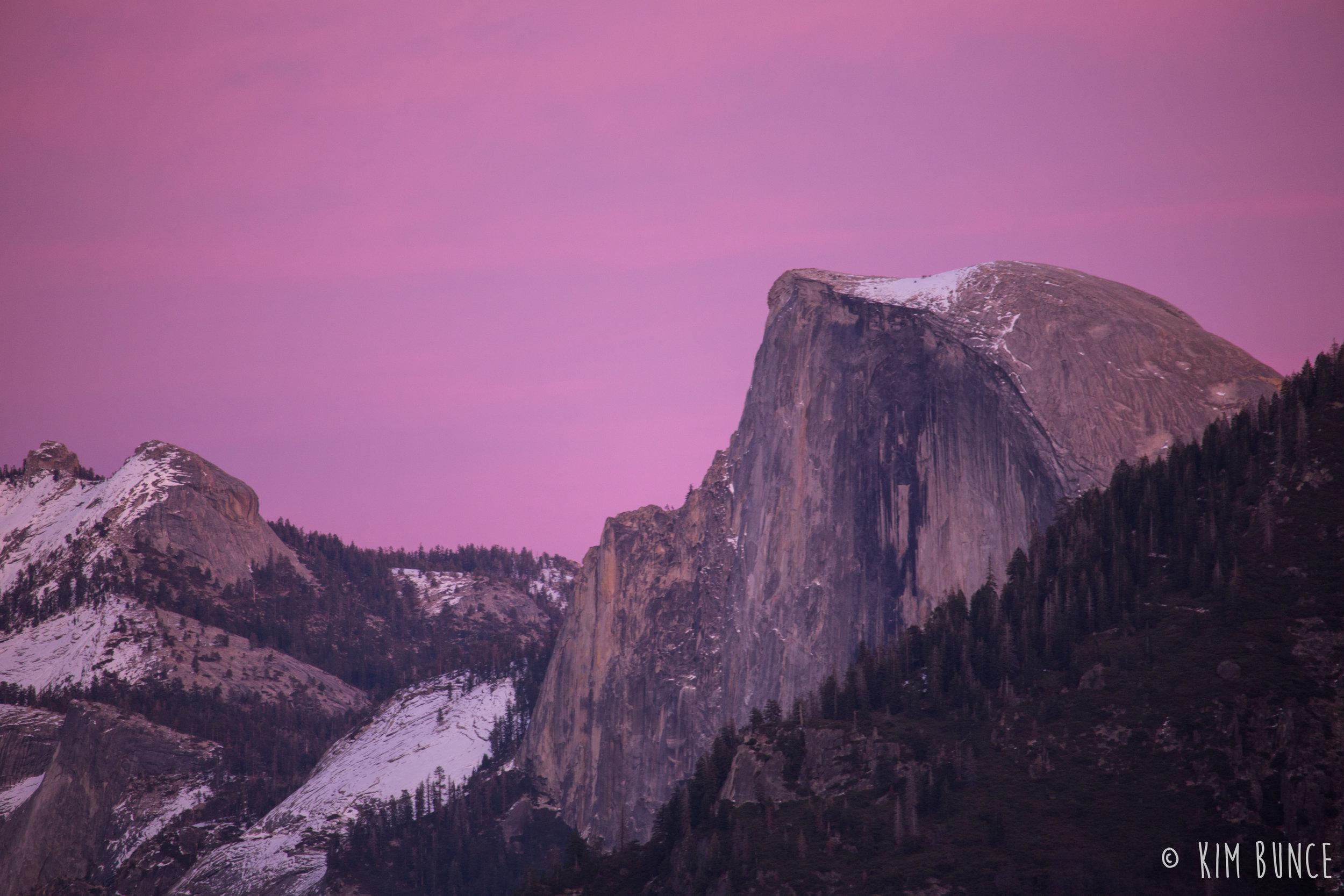 Yosemite National Park - 2018