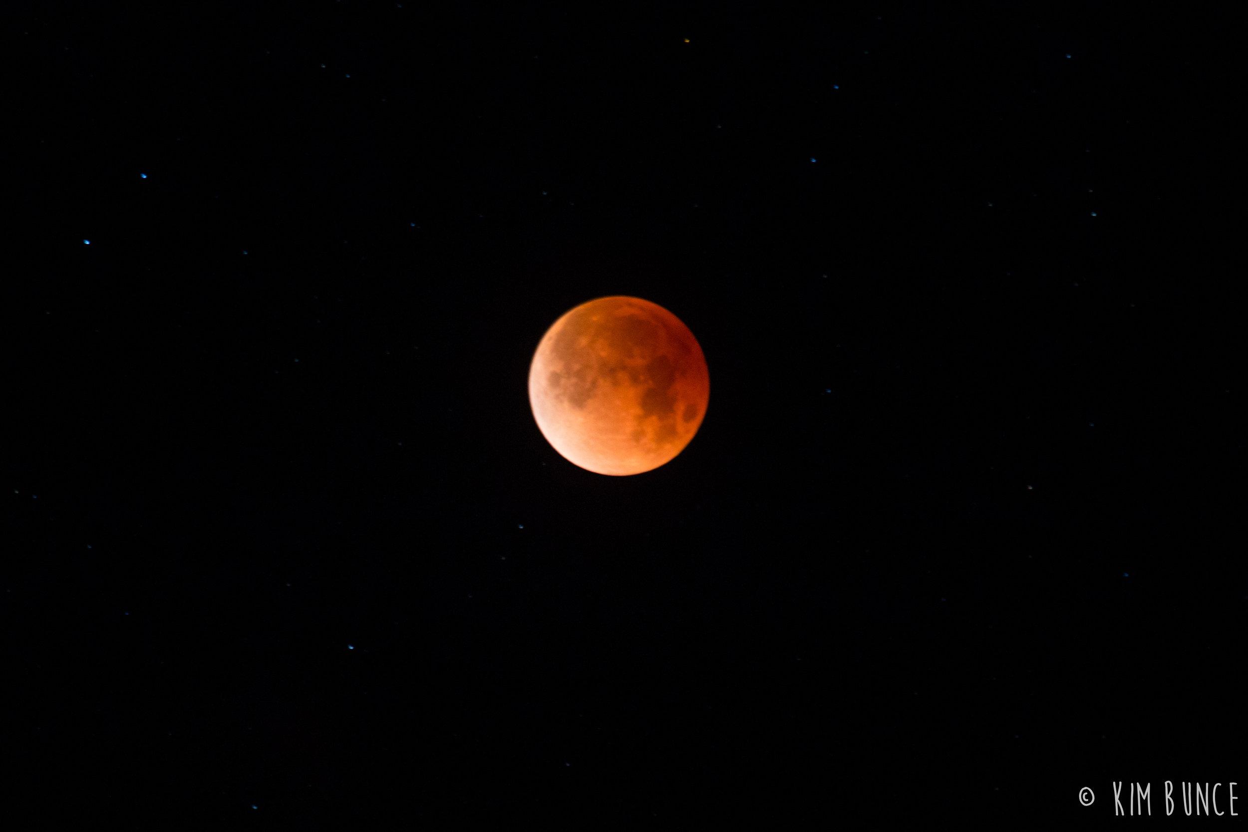 Lunar Eclipse - 2018