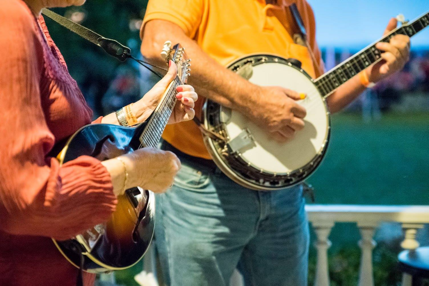 2017 Rocky Top Pickin' Party