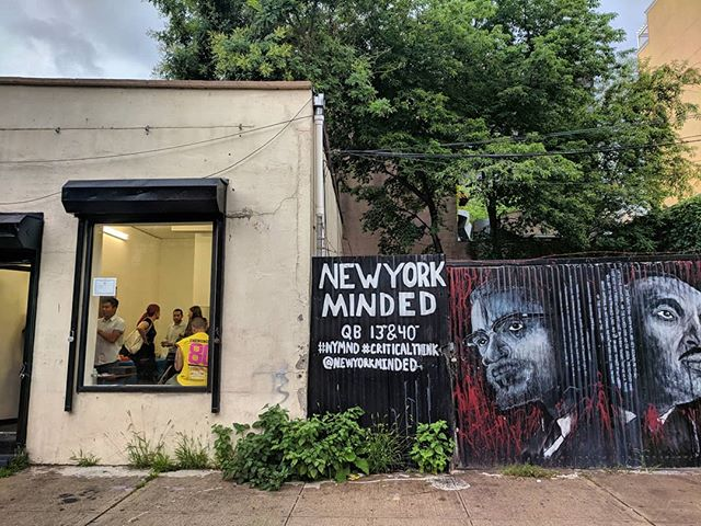 We're here! Come out to @newyorkminded to celebrate our founder, Kenny's, birthday! #30for30 #fundraiser