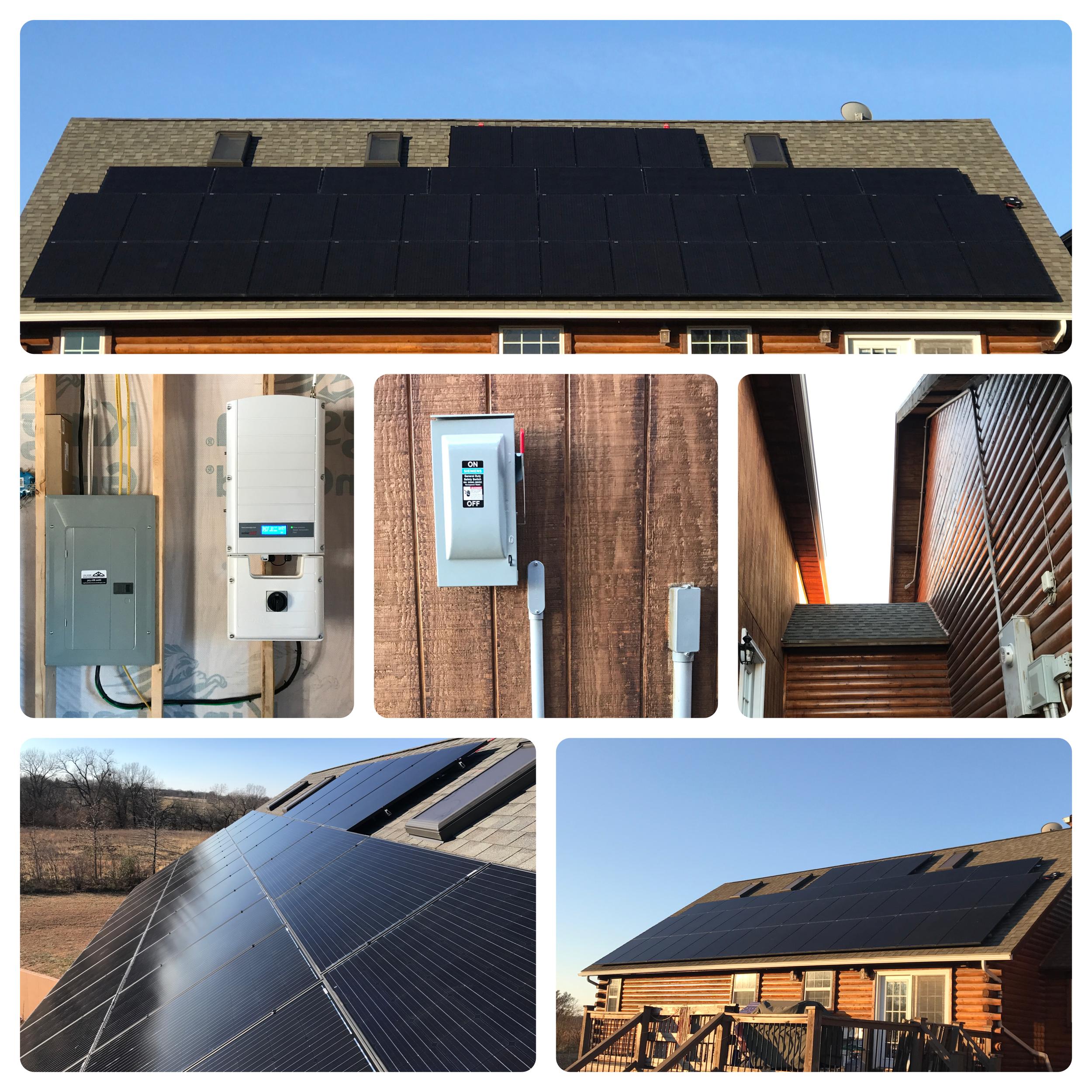 Solar Installation & Maintenance